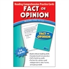 EDUPRESS FACT OR OPINION PRACTICE CARDS READING LEVELS 5.0-6.5