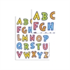 DR SEUSS SPOT ON SEUSS STICKERS ALPHABET