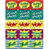 EUREKA STICKERS SCHOOL DAYS 1440/PK ASSORTMENT