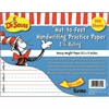 EUREKA DR SEUSS HAT TO FEET 100SHT HANDWRITING PRACTICE PAPER