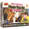 CARSON DELLOSA ZOO ANIMALS PUZZLE AGES 3-6