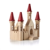 TABLE TOP BUILDING BLOCKS CASTLE BLOCK SET