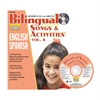 BILINGUAL SONGS & ACTS BOOK CD VOL4