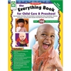 CARSON DELLOSA THE EVERYTHING BOOK FOR CHILD CARE & PRESCHOOL