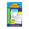 LOGIC PUZZLERS FLASH CARDS GR 1