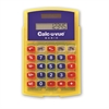 LEARNING RESOURCES BASIC STUDENT CALC-U-VUE 10-PK 3-1/4W X 4-5/8H