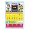 LEARNING RESOURCES MAGNETIC LEARNING CALENDAR 12 X 16-1/2