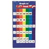 LEARNING RESOURCES DOUBLE-SIDED GRAPHING POCKET CHART