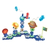 LEARNING RESOURCES GEARS GEARS GEARS SPACE EXPLORERS BUILDING SET