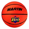 DICK MARTIN SPORTS BASKETBALL JUNIOR ORANGE SIZE 5 RUBBER NYLON WOUND