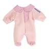 BABY DOLL CLOTHES PINK PAJAMAS