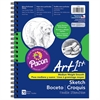 PACON SKETCH DIARY ART1ST HW 11X8.5 70CT