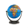 ROUND WORLD PRODUCTS SWIVEL & TITLE 4 MINI GLOBE