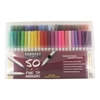 CLASSIC MARKERS FINE TIP 50CT HARD PLASTIC W/HANDLE