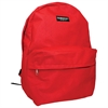 SARGENT ART ECONOMY BACKPACK RED