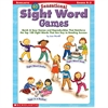 SCHOLASTIC TEACHING RESOURCES 40 SENSATIONAL SIGHT WORD GAMES