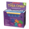 SCHOLASTIC TEACHING RESOURCES THE TRAIT CRATE GR 5