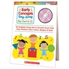 EARLY CONCEPTS SINGALONG FLIP CHART & CD
