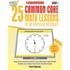 25 COMMON CORE GR 1 MATH LESSONS FOR THE INTERACTIVE WHITEBOARD