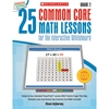 25 COMMON CORE GR 2 MATH LESSONS FOR THE INTERACTIVE WHITEBOARD