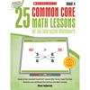 SCHOLASTIC TEACHING RESOURCES 25 COMMON CORE GR 4 MATH LESSONS FOR THE INTERACTIVE WHITEBOARD