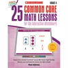 25 COMMON CORE GR 6 MATH LESSONS FOR THE INTERACTIVE WHITEBOARD