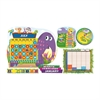 SCHOLASTIC TEACHING RESOURCES JINGLE JUNGLE CALENDAR BB SET