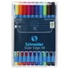 STRIDE SCHNEIDER SLIDER EDGE 10 COLORS XB BALLPOINT PEN