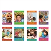 TREND ENTERPRISES GETTING ALONG LOOK & LEARN POSTERS PACK