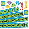 TREND ENTERPRISES FROG POND NUMBER LINE BB SET