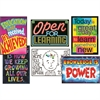 TREND ENTERPRISES LEARNING POWER POSTERS COMBO PACK