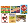 TREND ENTERPRISES NO BULLY ZONE ARGUS POSTER COMBO PK