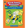 WORD FAMILY ACTIVITIES LONG VOWELS GR K-1