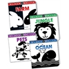 BLACK & WHITE BOARD BOOKS ENGLISH