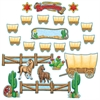 TEACHER CREATED RESOURCES WESTERN ROUNDUP BB SET
