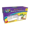 TEACHER CREATED RESOURCES NONFICTION & FICTION GR 4 READING COMPREHENSION CARDS