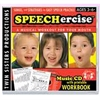 PBS PUBLISHING SPEECHERCISE LEVEL 1 CD