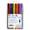10 PIECE SET FINE TIP PRIMARY COLORS