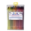 UCHIDA OF AMERICA COLOR IN WATERCOLOR TWIST 36 PC SET