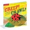 WORKMAN PUBLISHING INDESTRUCTIBLES CREEP CRAWL