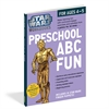 WORKMAN PUBLISHING STAR WARS WORKBOOK PRESCHOOL ABC FUN