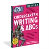 STAR WARS WORKBOOK KINDERGARTEN WRITING & ABCS
