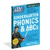 STAR WARS WORKBOOK KINDERGARTEN PHONICS & ABSS
