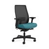 HON Endorse Mesh Mid-Back Task Chair | Built-In Lumbar | Synchro-Tilt, Seat Glide | Glacier Fabric