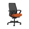 HON Endorse Mesh Mid-Back Task Chair | Built-In Lumbar | Synchro-Tilt, Seat Glide | Tangerine Fabric