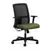 HON Ignition Low-Back Mesh Task Chair | Center-Tilt | Adjustable Arms | Clover Fabric