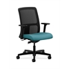 HON Ignition Low-Back Mesh Task Chair | Synchro-Tilt | Adjustable Arms | Glacier Fabric
