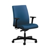 HON Ignition Low-Back Task Chair | Synchro-Tilt | Adjustable Arms | Regatta Fabric