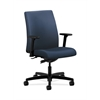 HON Ignition Low-Back Task Chair | Synchro-Tilt | Adjustable Arms | Ocean Fabric
