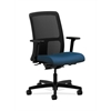 HON Ignition Low-Back Mesh Task Chair | Synchro-Tilt, Back Angle | Adjustable Arms | Regatta Fabric